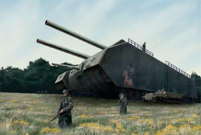 фото самый большой танк в мире