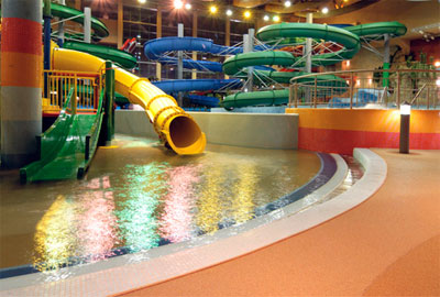 Какой самый большой аквапарк в москве