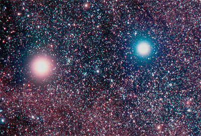 самые близкие звезды к земле