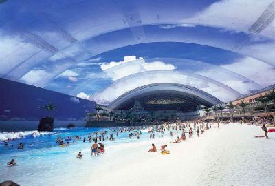 "Аквапарк ""Ocean Dome"""
