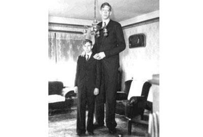 самые большие люди в мире