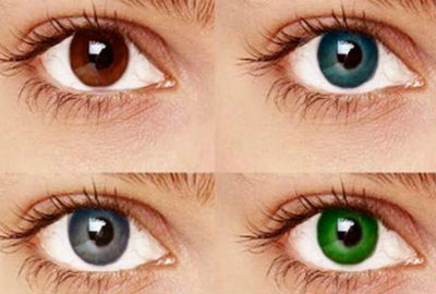 Какой цвет глаз самый распространенный в россии