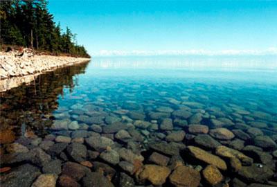 Какое самое глубокое и чистое озеро на