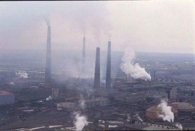 фото самого грязного города России