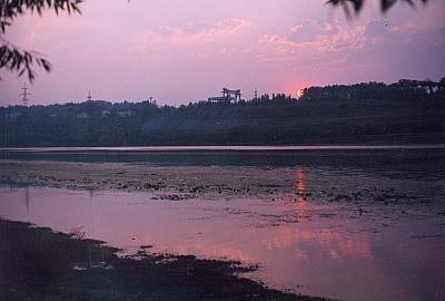 Ещё одна сибирская река впечатляющая