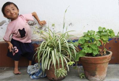 Фото самый маленький человек в мире