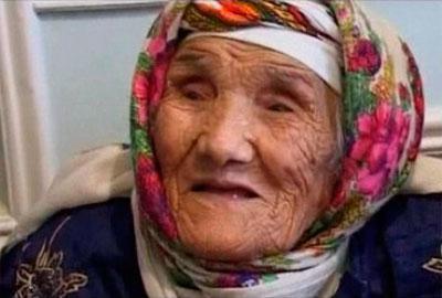 Фото самый старый человек в мире