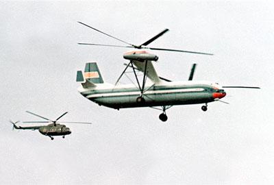самые большие в мире вертолеты