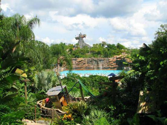 аквапарк Disney's Typhoon Lagoon