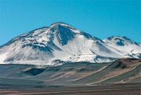 Самые крупные вулканы