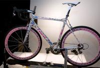 дорогой велосипед