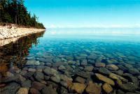 Байкал - самое глубокое озеро