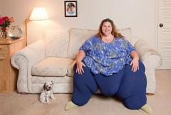самая большая в мире женщина