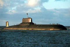 фото самой большой подводной лодки
