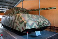 самый большой танк в мире