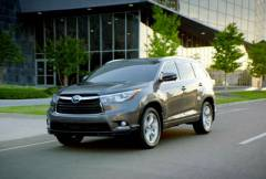 Toyota Highlander Hybrid