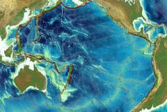 самые большие океаны