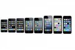 модели iPhone