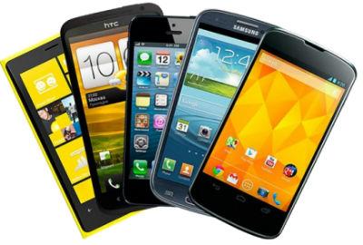Тонкие мобильные телефоны