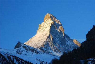 Самые высокие горные пики
